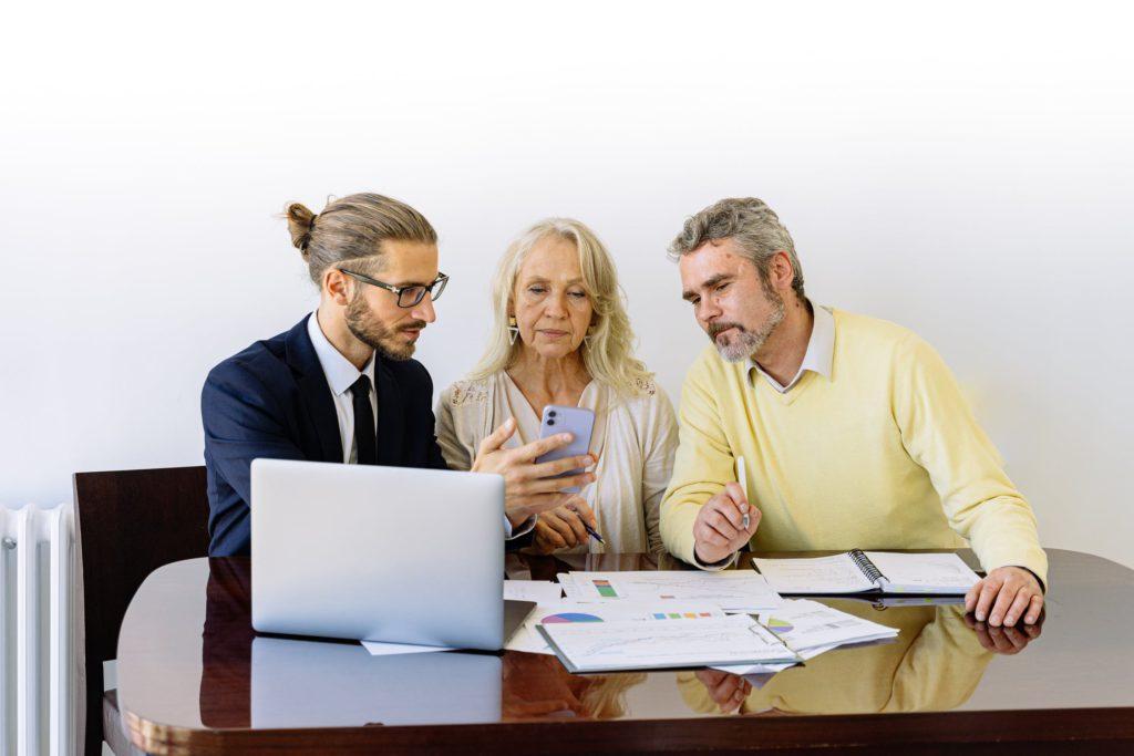 Pregunta todo a tu agente inmobiliario
